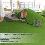 Thảm cỏ nhân tạo sân chơi trẻ em